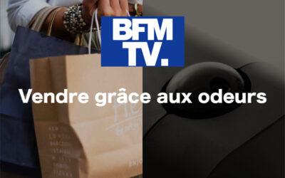 Vendre grâce aux odeurs – BFM TV
