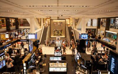 Pourquoi les centres commerciaux ont-ils recours au parfum d'ambiance ?
